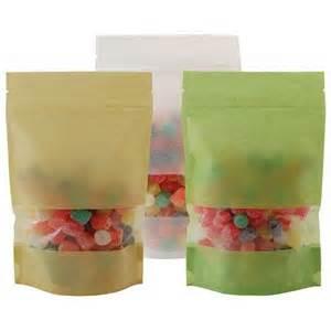 rice paper bags trio