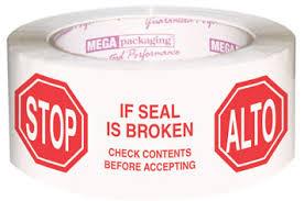 stop if seal is broken
