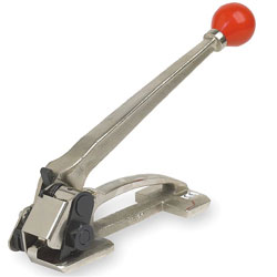 medium duty steel strapping tensioner