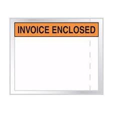 INVOICE ENCLOSED4