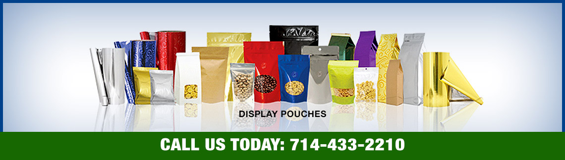 Display Pouches